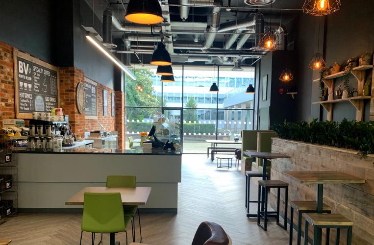 BV Coffee Shop | RSR