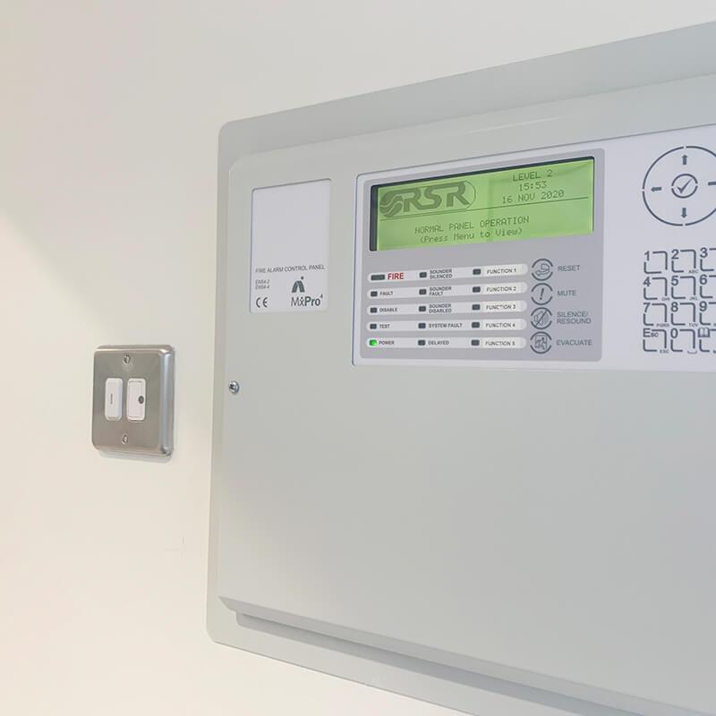 Fire Alarms | RSR